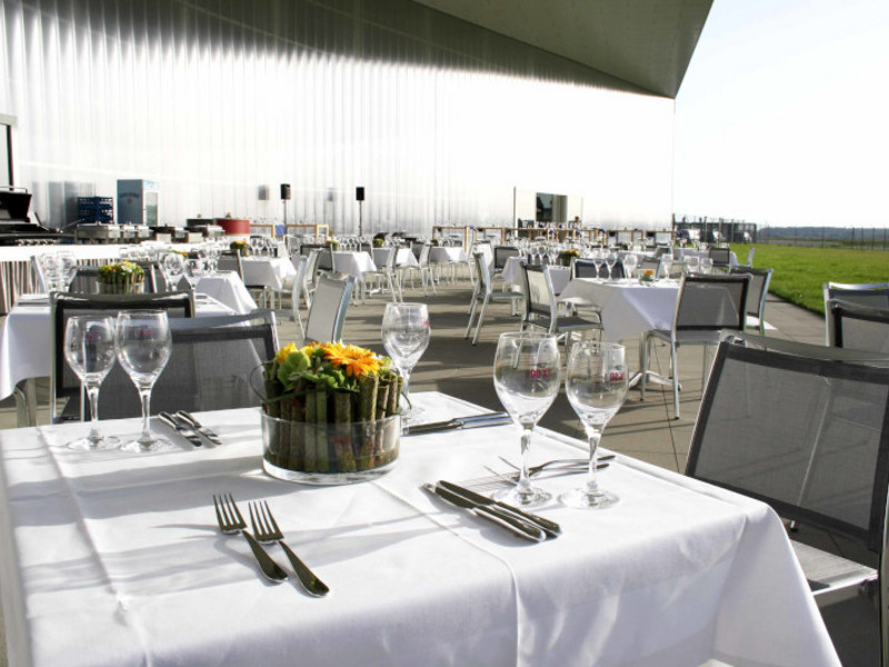 Terrace, Event Location, Dornier Museum Friedrichshafen